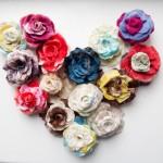 Raubonių kaimo bendruomenės moterų nuveltos rožės sagės